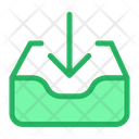 Inbox Download Icon