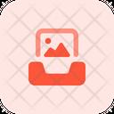 Inbox Image Icon