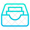 Drawer Mail Email Icon