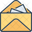 Inbox Message Icon