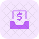 Inbox Payment Online Payment Email Payment Icon