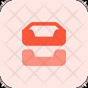 Inbox Stack Icon