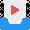 Inbox Video Icon
