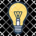 Incandescent Bulb Icon
