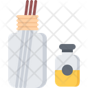 Incense Lotion Oil Icon