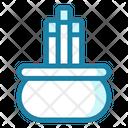 Incense Smoke Religion Icon