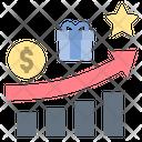 Incentive Reward Motivate Icon