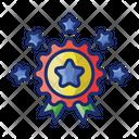 Incentive Event Award Badge Icon