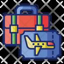 Incentive Travel Bag Flight Icon