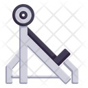 Incline Bench Press Bench Incline Icon