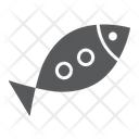 Inclined fish Icon