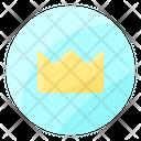 Inclusive Crown Service Icon