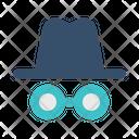 Incognito Spy Privacy Icon