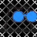 Incognito Hat Glasses Icon