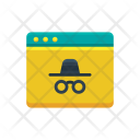 Incognito mode Icon