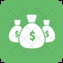 Income Money Sack Icon