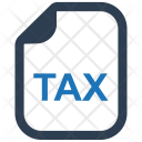 Income Tax Return Icon
