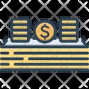 Income Revenue Finances Icon
