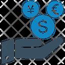 Fees Finance Income Icon