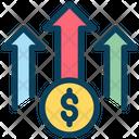 Income Money Share Icon