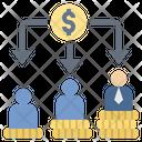 Income Allocation Icon