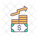 Income Asset Investing Icon