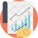 Income Growth Report Icon