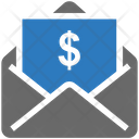 Income Message Icon