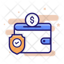 Income Insurance Protection Icon