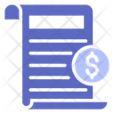 Income Report Income Report Icon
