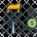 Income Settings Income Setting Icon