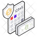 Fund Investment Financial Statement Icon