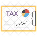 Income Tax Business Tax Taxation Icon