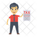 Tax Invoice Report Icon