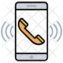 Incoming Call Mobile Icon