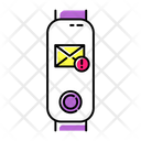 Incoming Mail Notification Icon