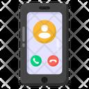 Phone Call Incoming Call Mobile Call Icon