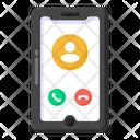 Incoming Call Incoming Mobile Call Phone Call Icon