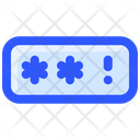 Payment Finance Incorrect Password Password Error Icon