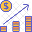 Increase Growth Business Icon