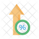 Increase Profit Growth Icon