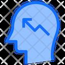 Increase Analytics Up Icon