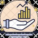 Increase Chart Finance Graph Finance Icon