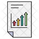 Report Chart File Icon