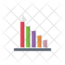 Graph Barchart Report Icon