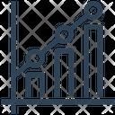 Seo Web Diagram Icon