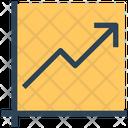 Increase Graph Icon