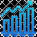 Bar Graph Chart Analytics Icon