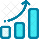 Increase Growth Diagram Icon