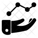 Increase Graph Increase Graph Icon
